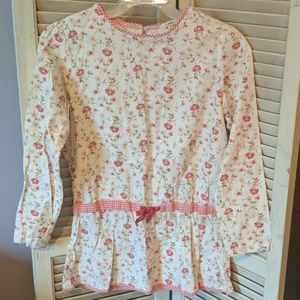 Lands End tunic top